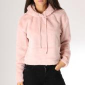 /achat-sweats-capuche/urban-classics-sweat-capuche-fourrure-femme-tb2348-rose-157699.html