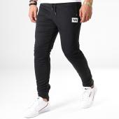 /achat-pantalons-joggings/y-et-w-pantalon-jogging-reversible-black-skullz-noir-157576.html
