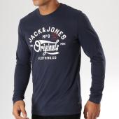 /achat-t-shirts-manches-longues/jack-and-jones-tee-shirt-manches-longues-roak-bleu-marine-157866.html