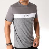 /achat-t-shirts/wrung-tee-shirt-buck-gris-chine-blanc-157802.html