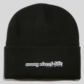 /achat-bonnets/wrung-bonnet-lifer-noir-157810.html
