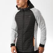 /achat-vestes/jack-and-jones-veste-zippee-capuche-multi-gris-chine-noir-157907.html