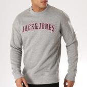 /achat-sweats-col-rond-crewneck/jack-and-jones-sweat-crewneck-harvey-gris-chine-157910.html