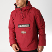 /achat-vestes/napapijri-veste-outdoor-rainforest-winter-bordeaux-157942.html