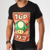 /achat-t-shirts/nintendo-tee-shirt-propaganda-poster-noir-157975.html