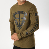 /achat-t-shirts-manches-longues/93-empire-tee-shirt-manches-longues-93-empire-sleeves-vert-kaki-158235.html