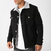 /achat-vestes-jean/aarhon-veste-jean-col-mouton-8003-noir-158219.html