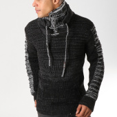 /achat-pulls/classic-series-pull-5817-noir-gris-chine-158090.html