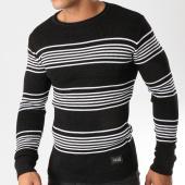 /achat-pulls/classic-series-pull-5929-noir-blanc-158099.html