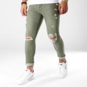 /achat-jeans/classic-series-jean-slim-1087-vert-kaki-158175.html