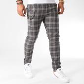 /achat-pantalons-carreaux/ikao-pantalon-carreaux-f248-bleu-marine-camel-158051.html