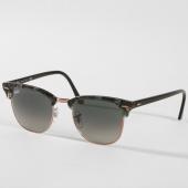 /achat-lunettes-de-soleil/ray-ban-lunettes-de-soleil-clubmaster-fleck-3016-125571-gris-158138.html