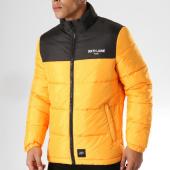 /achat-doudounes/sixth-june-doudoune-m3540sow-orange-noir-158125.html
