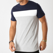 /achat-t-shirts/celio-tee-shirt-ameblock-gris-chine-blanc-bleu-marine-158371.html