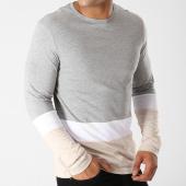 /achat-t-shirts-manches-longues/celio-tee-shirt-manches-longues-ametricolo-gris-chine-ecru-blanc-158377.html