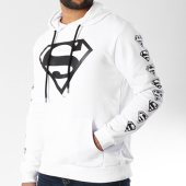 /achat-sweats-capuche/superman-sweat-capuche-logos-blanc-158352.html