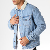 /achat-vestes-jean/jack-and-jones-veste-en-jean-col-mouton-edward-bleu-denim-158348.html