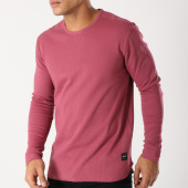 /achat-t-shirts-manches-longues/only-and-sons-tee-shirt-manches-longues-herluf-bordeaux-158238.html