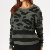 /achat-pulls/only-pull-femme-elli-vert-kaki-noir-leopard-158267.html