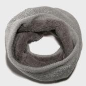 /achat-echarpes-foulards/only-echarpe-tube-femme-tessa-gris-argente-158271.html