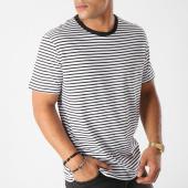 /achat-t-shirts/selected-tee-shirt-miro-blanc-noir-158358.html