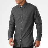 /achat-chemises-manches-longues/selected-chemise-manches-longues-slimandrew-gris-anthracite-chine-158361.html