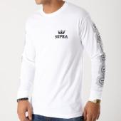 /achat-t-shirts-manches-longues/supra-tee-shirt-manches-longues-hex-102149-blanc-158306.html