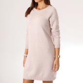 /achat-robes/vero-moda-robe-pull-femme-doffy-rose-pale-158241.html