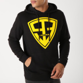 /achat-sweats-capuche/93-empire-sweat-capuche-93-empire-noir-jaune-158397.html