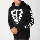 /achat-sweats-capuche/93-empire-sweat-capuche-93-empire-sleeves-noir-blanc-158399.html
