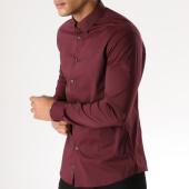 /achat-chemises-manches-longues/celio-chemise-manches-longues-masantal-bordeaux-158449.html