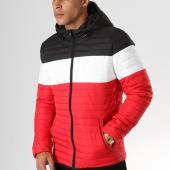 /achat-doudounes/john-h-doudoune-915-rouge-blanc-noir-158460.html