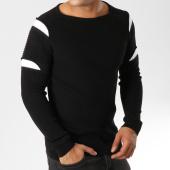 /achat-pulls/john-h-pull-jp10-noir-blanc-158464.html