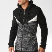/achat-cardigans-gilets/classic-series-gilet-zippe-avec-capuche-5869-noir-chine-158485.html