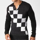 /achat-pulls/classic-series-pull-5923-noir-gris-chine-blanc-158487.html