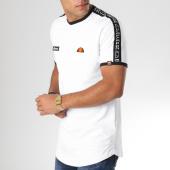 /achat-t-shirts-longs-oversize/ellesse-tee-shirt-oversize-avec-bandes-fede-blanc-158534.html