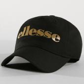 /achat-casquettes-de-baseball/ellesse-casquette-luxo-noir-dore-158543.html