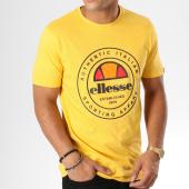 /achat-t-shirts/ellesse-tee-shirt-vettorio-jaune-158604.html