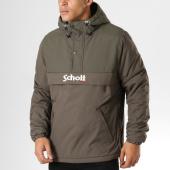 /achat-vestes/schott-nyc-veste-outdoor-husky-vert-kaki-158626.html