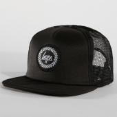 /achat-trucker/hype-casquette-trucker-crest-noir-158637.html