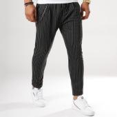 /achat-pantalons-carreaux/uniplay-pantalon-raye-pu859-noir-gris-158720.html