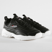 /achat-baskets-basses/fila-baskets-femme-ray-low-1010562-25y-black-158683.html
