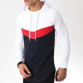 /achat-sweats-capuche/lbo-sweat-capuche-oversize-tricolore-521-bleu-blanc-rouge-158760.html