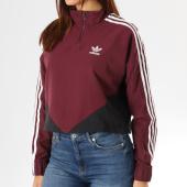 /achat-t-shirts-manches-longues/adidas-tee-shirt-manches-longues-de-sport-femme-clrdo-dh3022-bordeaux-158807.html