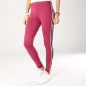 /achat-leggings/brave-soul-legging-femme-avec-bandes-north-bordeaux-158796.html