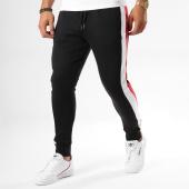 /achat-pantalons-joggings/brave-soul-pantalon-jogging-avec-bandes-united-noir-158833.html