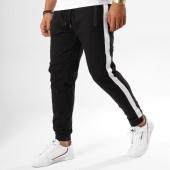 /achat-pantalons-joggings/brave-soul-pantalon-jogging-avec-bandes-majestic-noir-158845.html