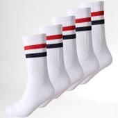 /achat-chaussettes/brave-soul-lot-de-5-paires-de-chaussettes-tennis-blanc-158848.html