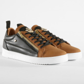 /achat-baskets-basses/cash-money-baskets-cms-97-camel-black-gold-158773.html