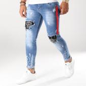 /achat-jeans/classic-series-jean-slim-avec-bandes-5051-bleu-wash-158872.html